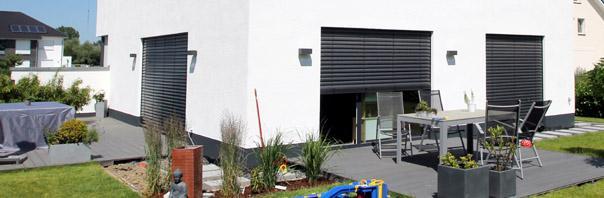 moderne einfamilienh user einfamilienhaus bauen einfamilienh user architektur. Black Bedroom Furniture Sets. Home Design Ideas