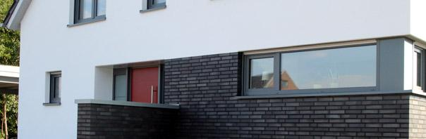 zwo architekten schulte und schmied planungsb ro f r einfamilienh user architekturb ro. Black Bedroom Furniture Sets. Home Design Ideas