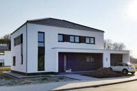 einfamilienhaus massivhaus architektenhaus zum festpreis schl sselfertiges bauen hausbau nrw. Black Bedroom Furniture Sets. Home Design Ideas
