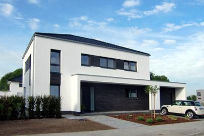 Massivhaus bauen schl sselfertiges bauen zum festpreis for Grundriss einfamilienhaus 2 vollgeschosse