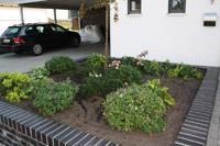 Grundrissidee massivhaus rheine h rstel haus bauen for Gartengestaltung coesfeld