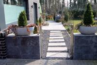 Grundrissidee massivhaus nottuln havixbeck haus bauen for Gartengestaltung coesfeld